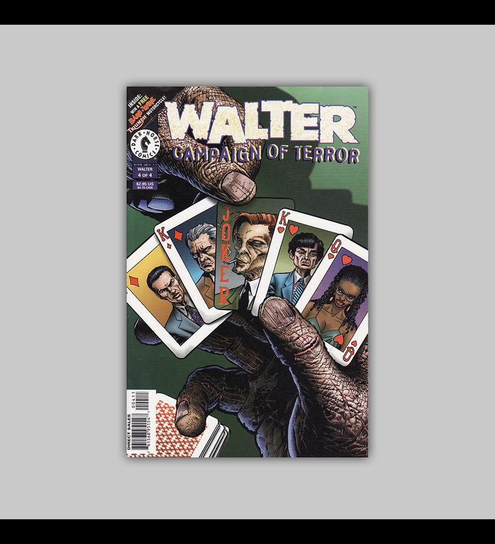 Walter: Campaign of Terror 4 1996