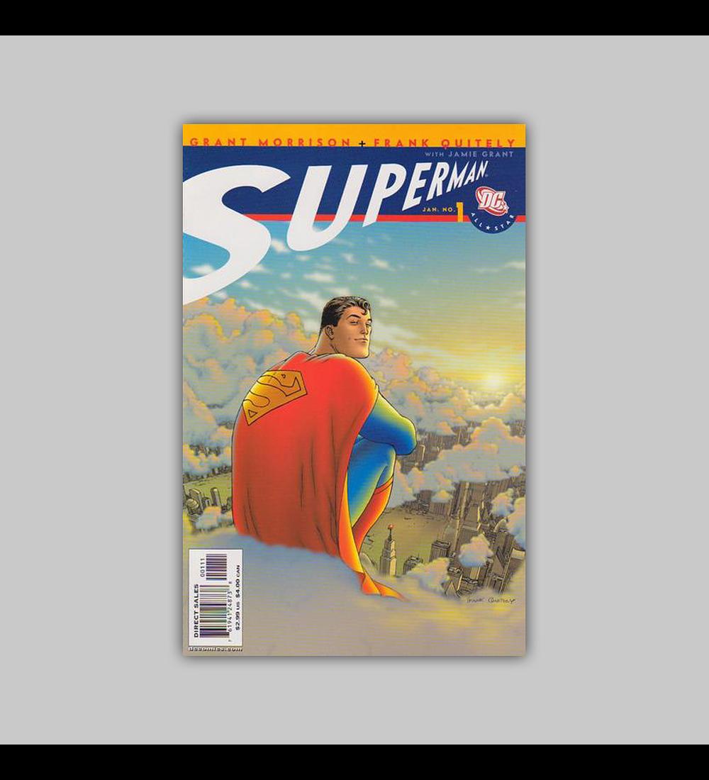 All Star Superman 1 2006