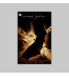 Batman Begins Movie Adaptation 2005