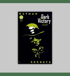 Batman: Dark Victory 2 2000