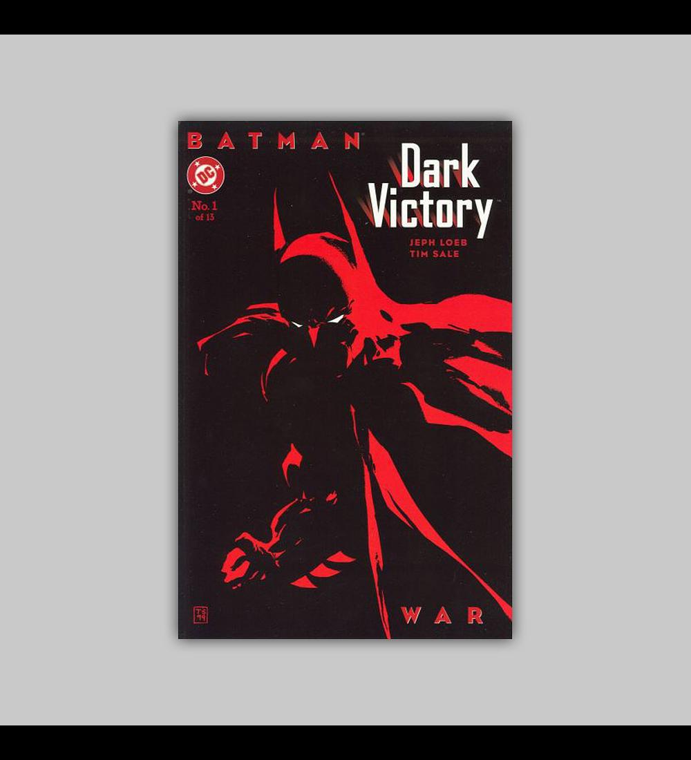 Batman: Dark Victory 1 1999