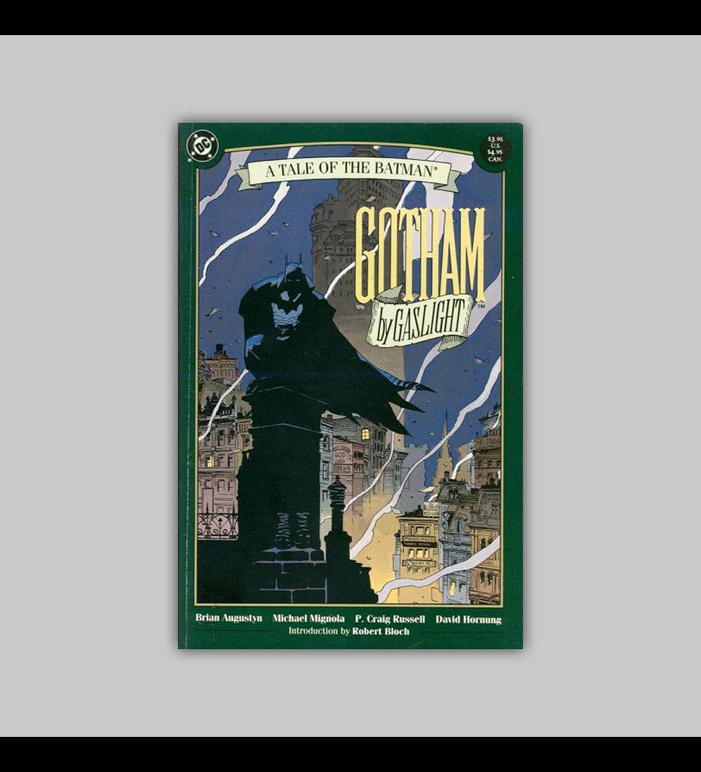 Batman: Gotham by Gaslight 1989
