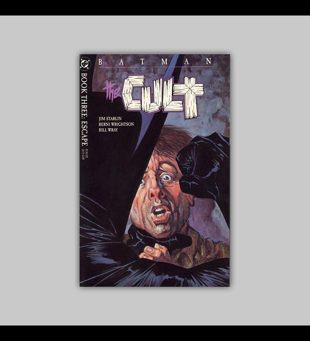 Batman: The Cult 3 1988