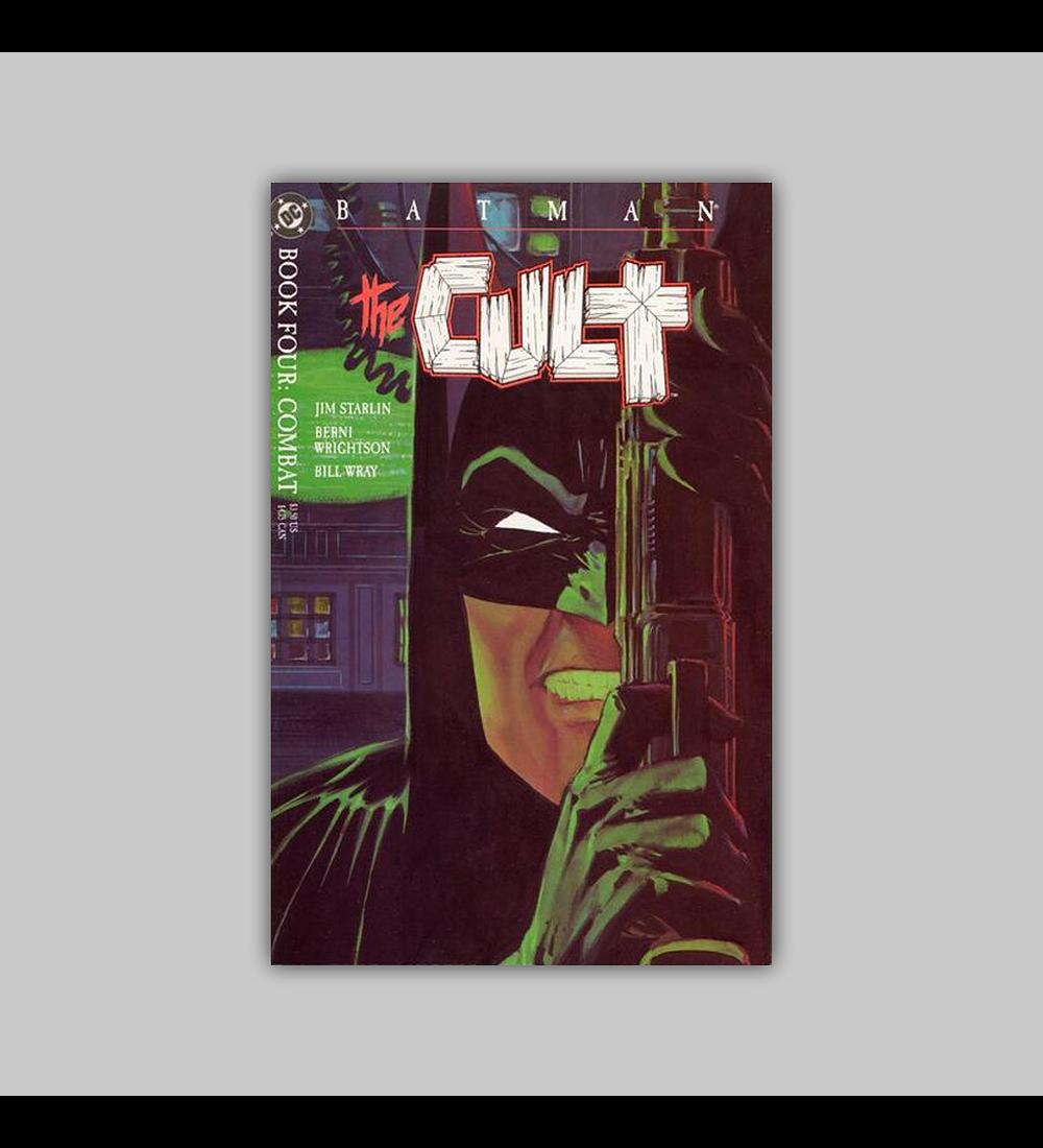 Batman: The Cult 4 1988