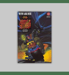 Batman/Judge Dredd: Judgment on Gotham  1991