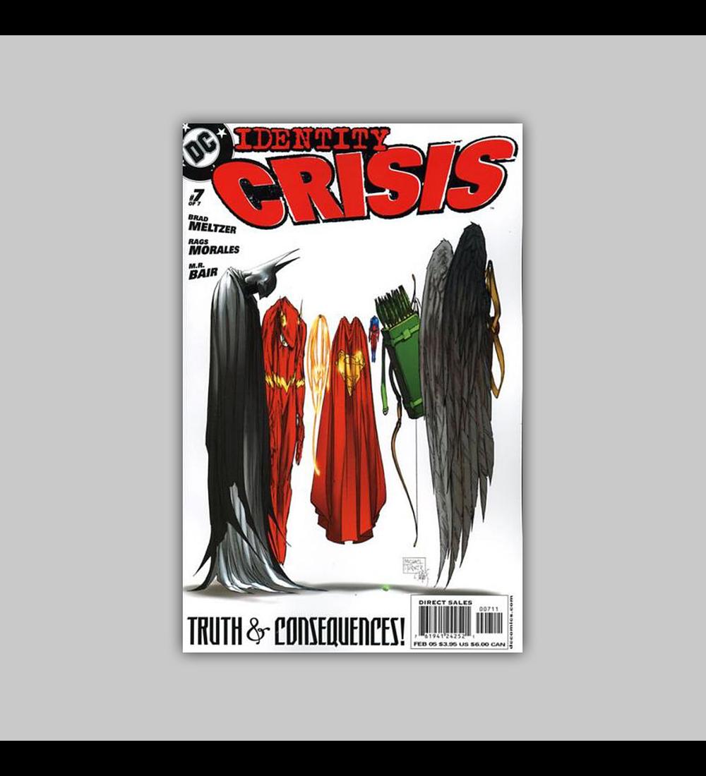 Identity Crisis 7 2005