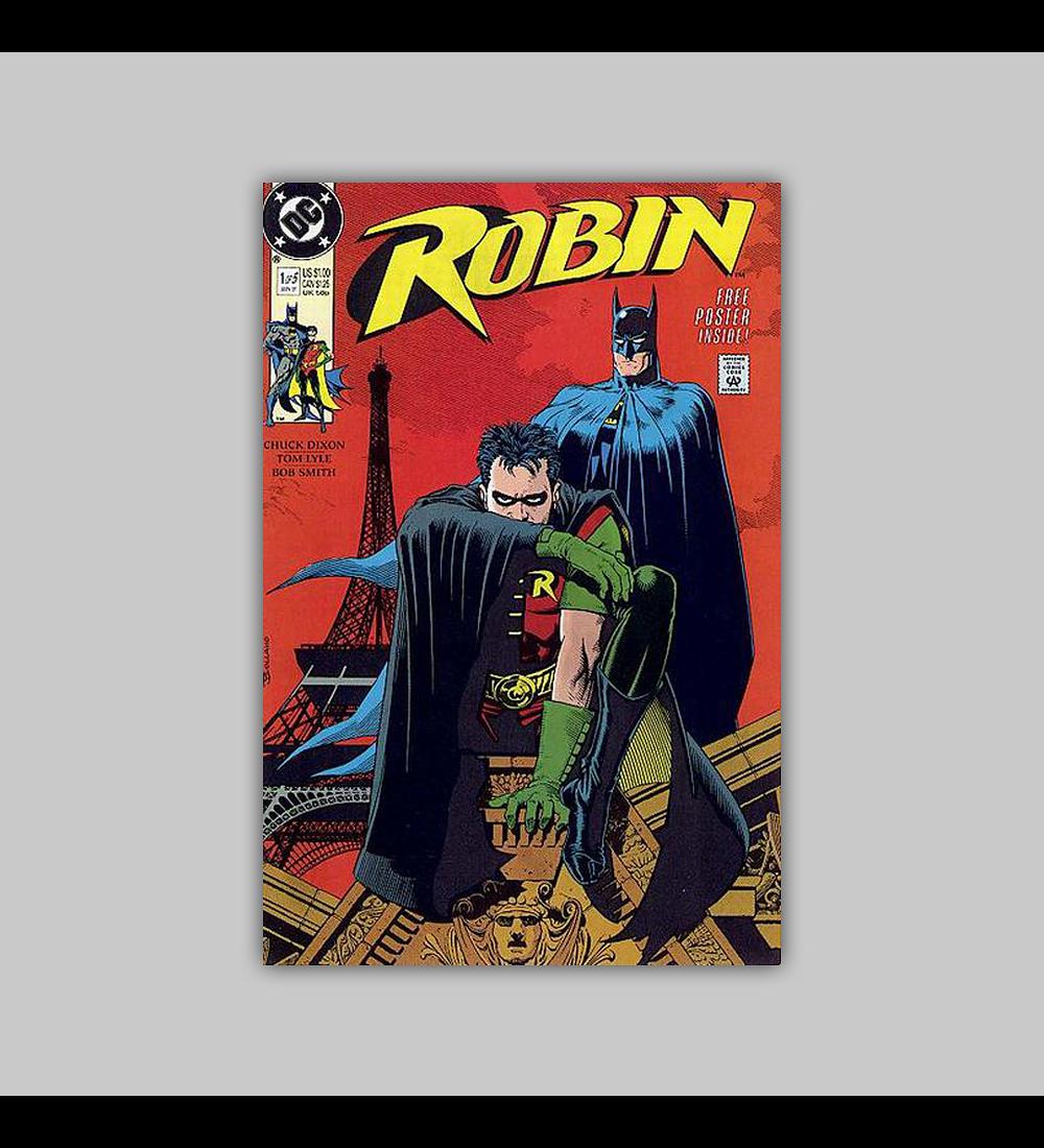 Robin 1 NM/M (9.8) 1991