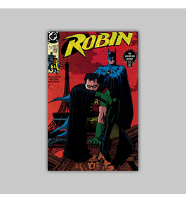 Robin 1 3rd printing 1991