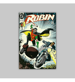 Robin 3 Newsstand F/VF (7.0) 1991