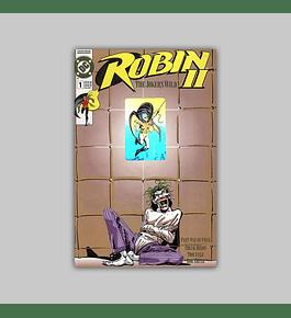 Robin II: The Joker's Wild! 1 E Hologram 1991