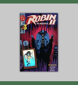 Robin II: The Joker's Wild! 1 C Hologram 1991