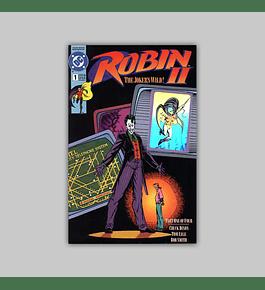 Robin II: The Joker's Wild! 1 B Hologram 1991