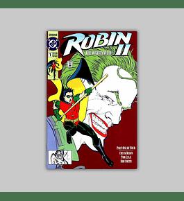 Robin II: The Joker's Wild! 1 A 1991