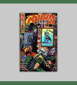 Robin II: The Joker's Wild! 2 C Hologram 1991