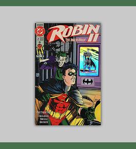 Robin II: The Joker's Wild! 2 D Hologram 1991