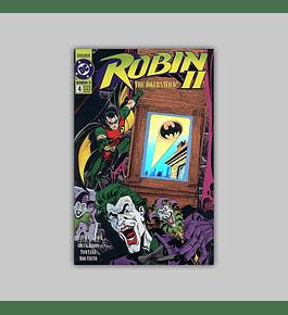 Robin II: The Joker's Wild! 4 B Hologram 1991