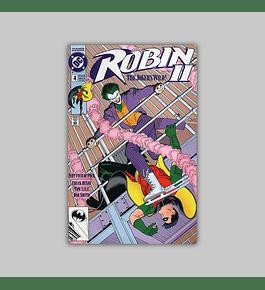 Robin II: The Joker's Wild! 4 Collector's Set Polybagged 1991