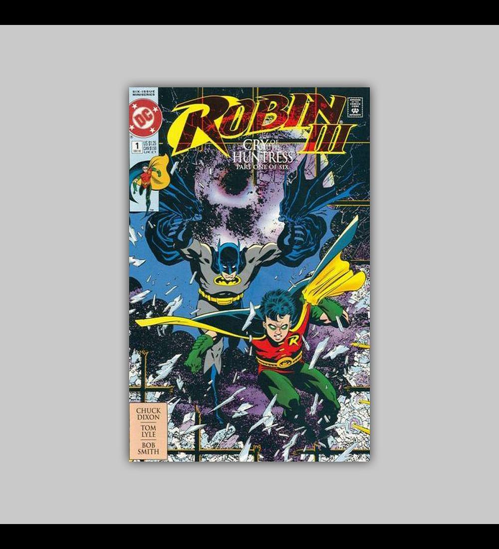 Robin III: Cry of the Huntress 1 1993