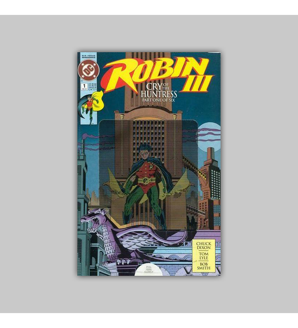Robin III: Cry of the Huntress 1 Colector's Edition 1993