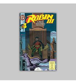 Robin III: Cry of the Huntress 1 Colector's Edition Polybagged 1993