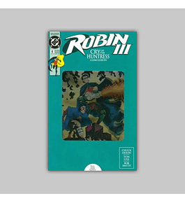Robin III: Cry of the Huntress 6 Colector's Edition Polybagged 1993
