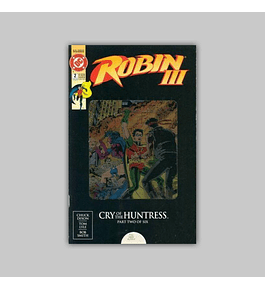 Robin III: Cry of the Huntress 2 Colector's Edition 1993