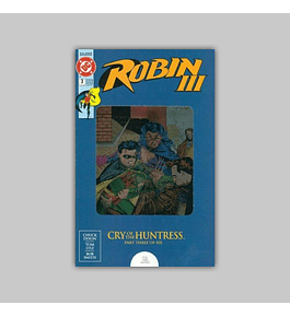 Robin III 3 Colector's Edition Polybagged 1993