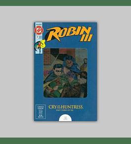 Robin III 3 Colector's Edition VF 8.0 1993