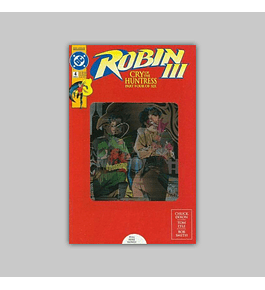 Robin III 4 Colector's Edition Polybagged 1993