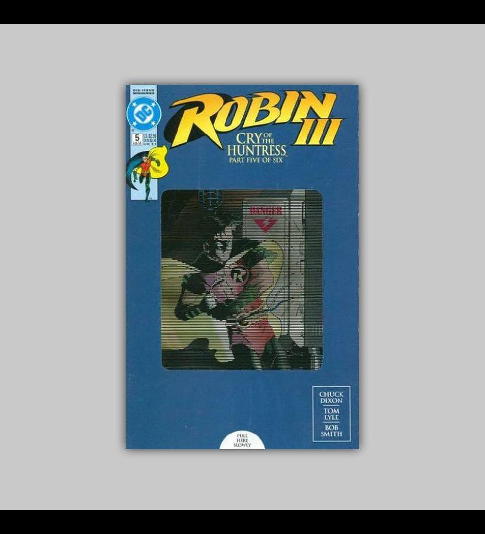 Robin III 5 Colector's Edition Polybagged 1993