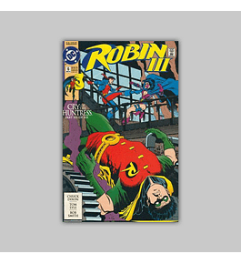 Robin III: Cry of the Huntress 6 1993
