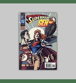 Superman/Gen13 (complete limited series) 2000