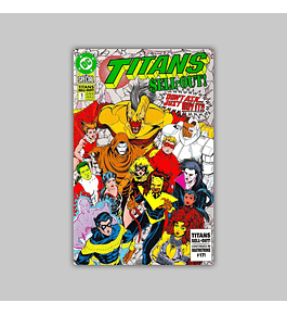 Titans Sell-Out! 1992