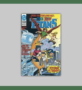 The New Titans 80 1991