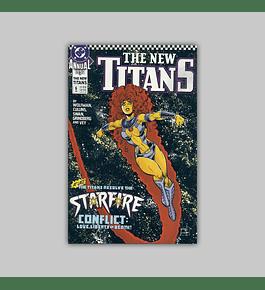 The New Titans Annual 6 1990