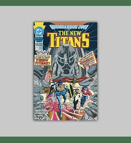 The New Titans Annual 7 1991