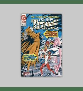 The New Titans 84 1992