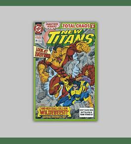The New Titans 91 1992