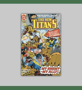 The New Titans 75 1991