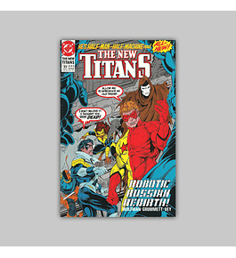 The New Titans 77 1991