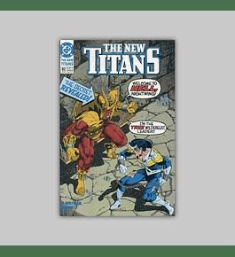 The New Titans 82 1992