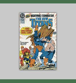 The New Titans 86 1992