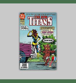 The New Titans 87 1992