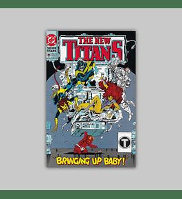 The New Titans 88 1992