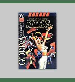The New Titans Annual 3 1987