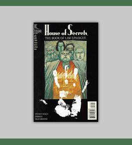 House of Secrets 16 1997