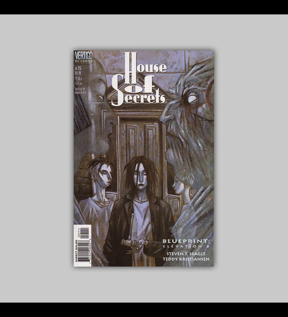 House of Secrets 25 1998