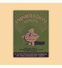 Wimbledon Green: The Greatest Comic Book Collector in the World HC 2005
