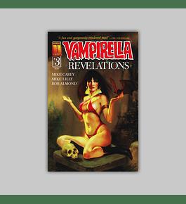 Vampirella: Revelations 3 C 2006