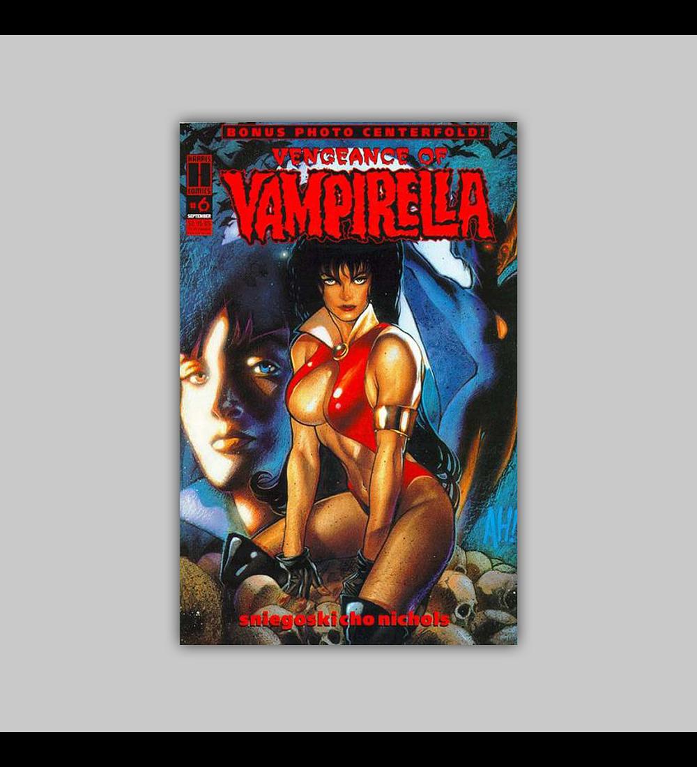 Vengeance of Vampirella 6 1994